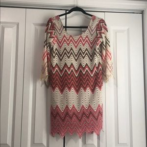 Beautiful boutique dress! Only worn once!